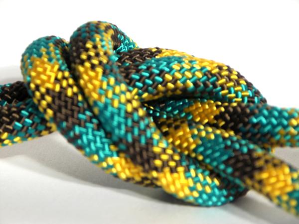 Ходовым концом называется конец веревки, которым образуется петля.