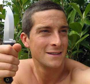 Откуда же взялся нож беара