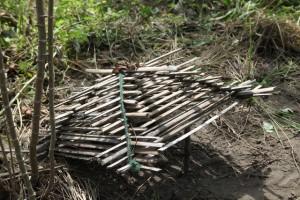 6 простых капканов для добычи пищи в лесу