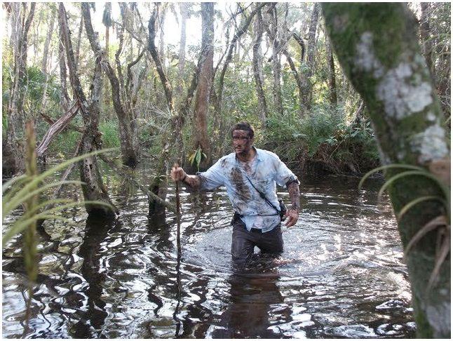Пробиратся через непроходимые болота — нереальный труд.
