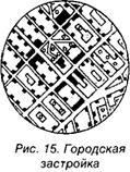 Населенные пункты, отдельные строения на карте