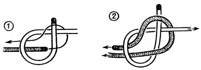 Как завязывать узлы