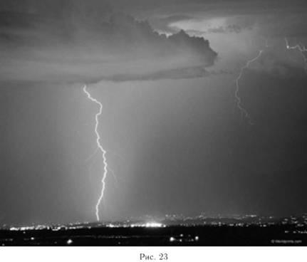 Предсказание погоды по грому