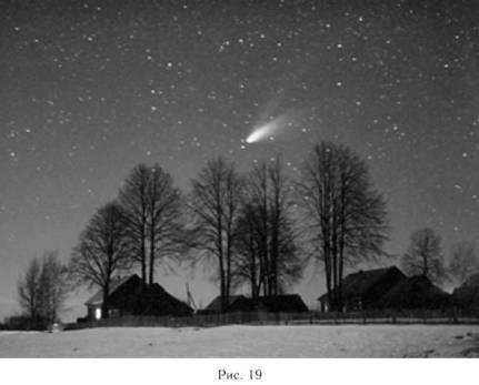 Предсказание погоды по звездам