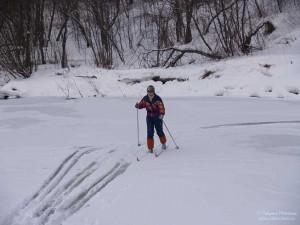 Переправа по тонкому льду