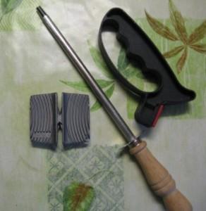 Как наточить нож