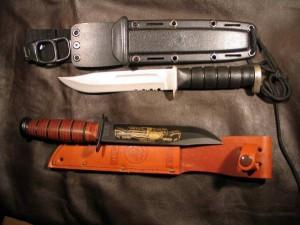 Краткий обзор ножей. Часть 1