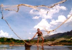 сеть для ловли рыбы