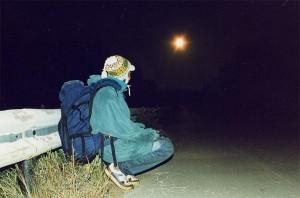 ориентирование по луне