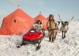 Передвижение в полярной зоне