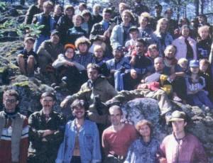 Робинзонада 1995