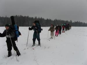 """А.Е. Берман """"Юный турист"""". Прежде чем стать на лыжи. Часть 22"""