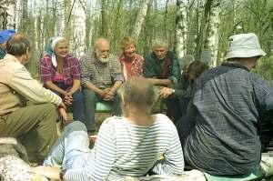 """А.Е. Берман """"Юный турист"""". Размышления на привале о лесе. Часть 12"""