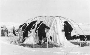 каркасная палатка Шапошникова
