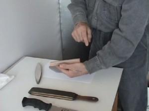 Виктор Чулкин - Заточка ножа
