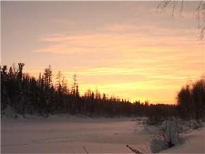 Серия 4: Счастливые люди - Зима