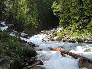 Особенности горных рек для переправы