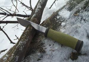 Знаменитый нож Мora 2000
