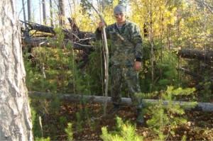 Опыт выживания в дикой природе. Часть 2