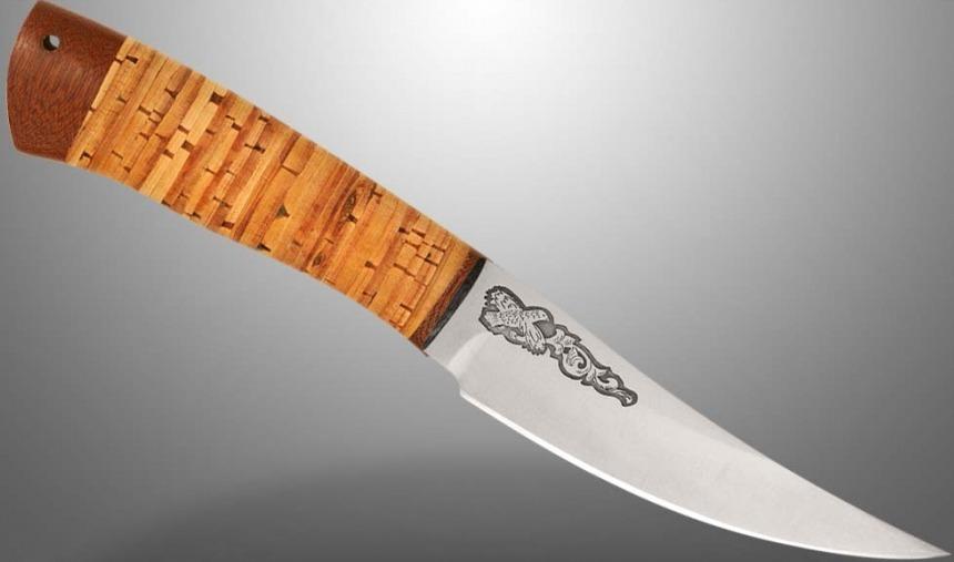 Фотографии и обзор охотничьих ножей - Выживание в дикой природе и экстремальных ситуациях