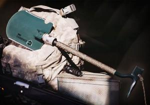 Шанцевый инструмент - саперная лопата