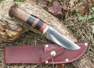 Фотографии и обзор охотничьих ножей