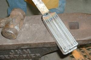 Материалы для изготовления ножей: отечественные ножи