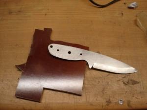 Материалы для изготовления ножей
