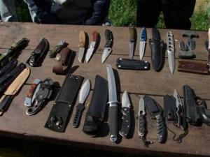 Боевые ножи. Часть 1