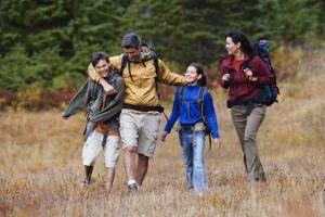 Семейный поход. Активный отдых – что может быть лучше!