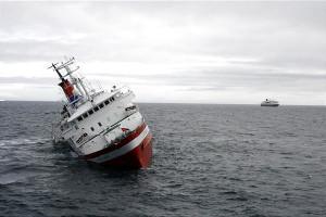 Правила выживания на тонущем корабле