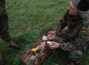 Как добыть огонь в экстремальных ситуациях