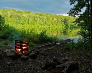 Предметы первой необходимости в лесу