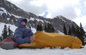 Какой должен быть спальник для похода?