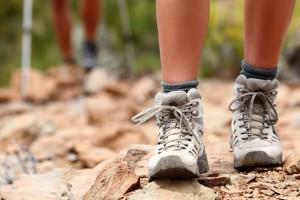 Какой должна быть обувь для похода?