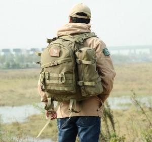 Снаряжение для похода: рюкзак и разгрузочный жилет