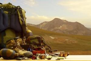Список вещей для туристического похода