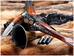 О суевериях охотников