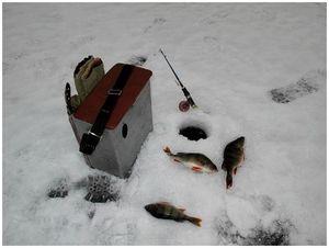 Патронташ рыболова-зимника