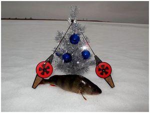 Рыбалка под Рождество