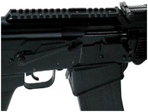 «Сайга-12» – надежное оружие