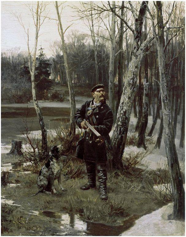 Что думали о весенней охоте в 1901 году