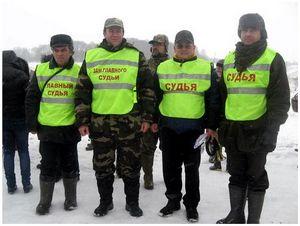 Юбилейные испытания подсадных уток в Тульской области.