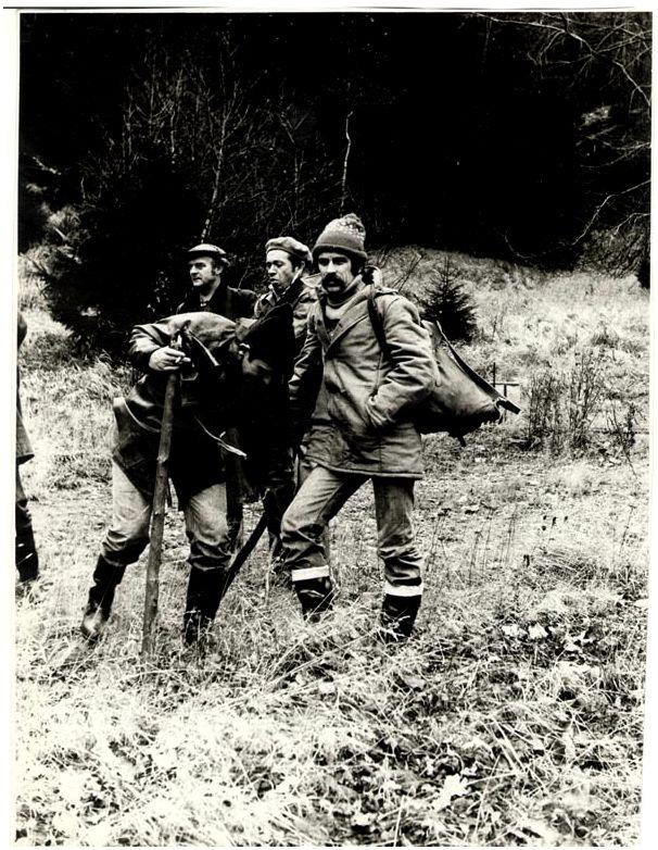 Мои охоты в ГДР