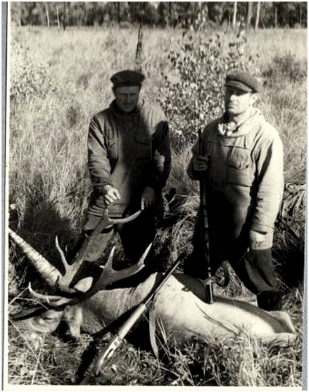 Охота как образ жизни