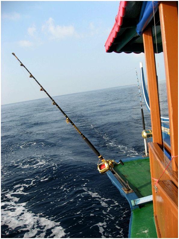 Первый раз на океанской рыбалке