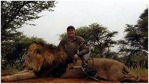 В Зимбабве начался суд о незаконном отстреле знаменитого льва из национального парка Хванге