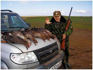 Весенняя охота:  закрыть или помиловать?