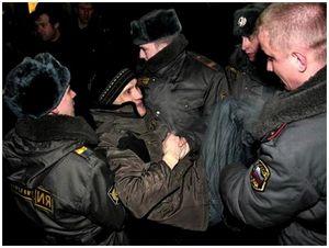 Владимирские охотники, по примеру Ивановских, пытаются провести митинг