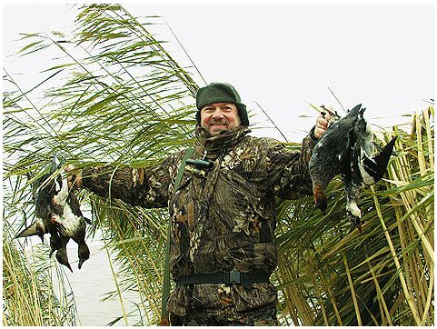 Астраханская охота: итоги и ожидания